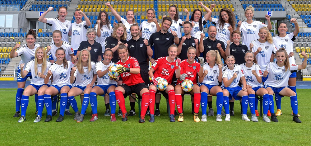 Dein Frauenfussballverein Aus Jena Thuringen Dfb