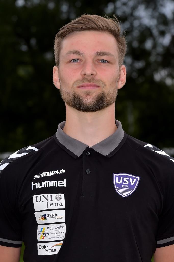 Co-Trainer Thilo Osterbrink
