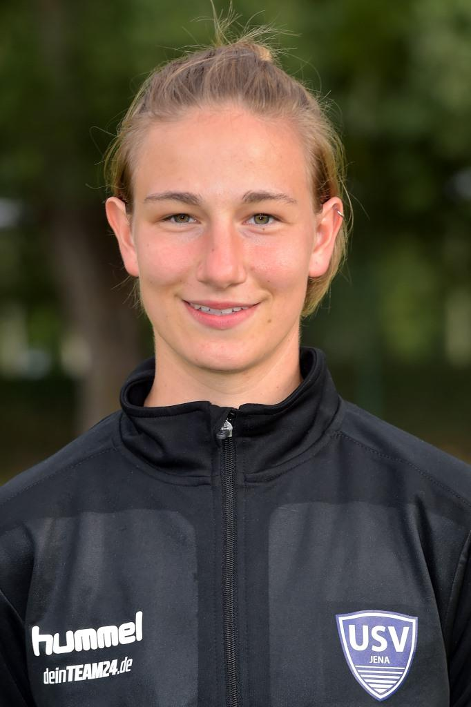 Trainerin Anne Güther