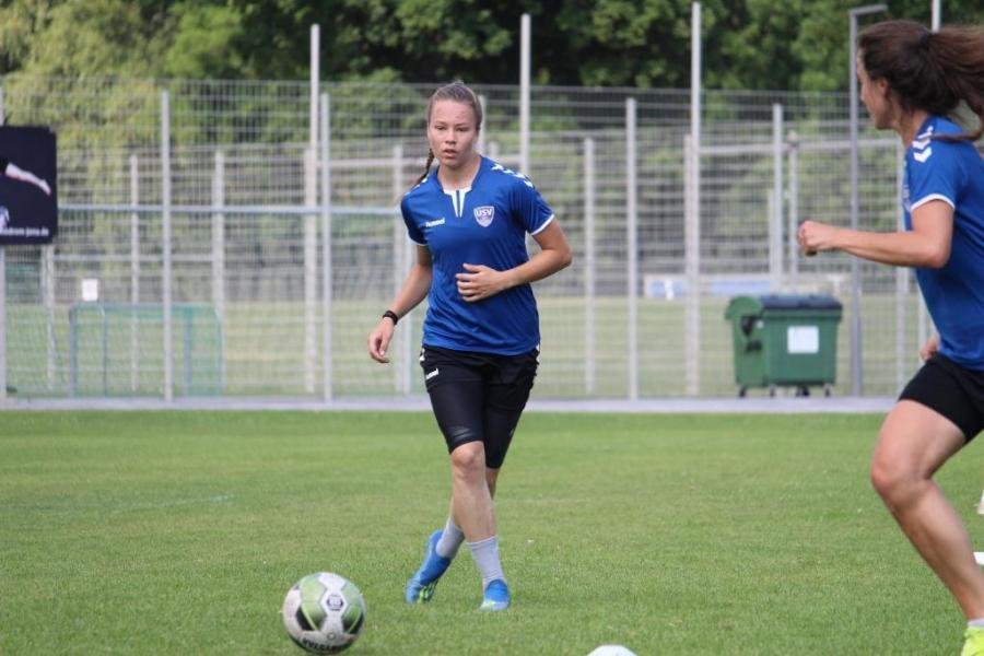 FF USV Jena verpflichtet zwei deutsche Juniorennationalspielerinnen