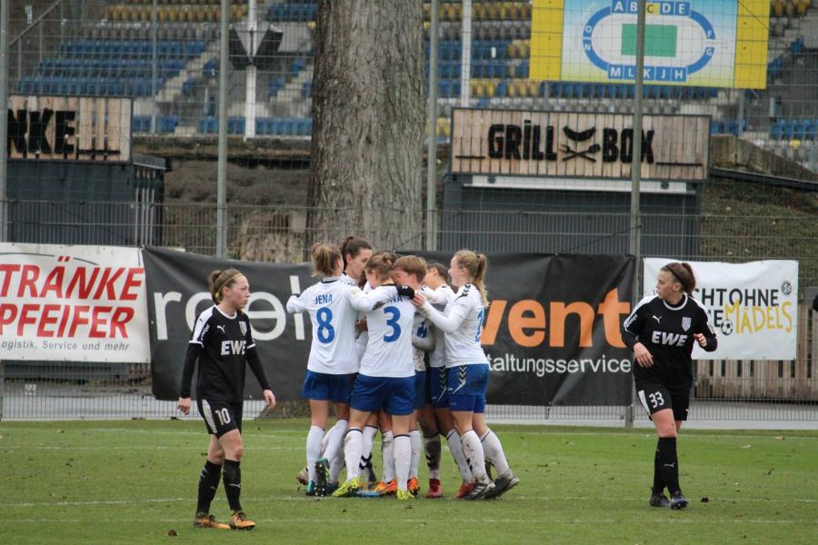 Die Ladies vom FF USV JENA haben Moral bewiesen und ihre Serie ausgebaut .. sie gewinnen mit 2:1 gegen BV Cloppenburg in der 2. Frauen-Bundesliga