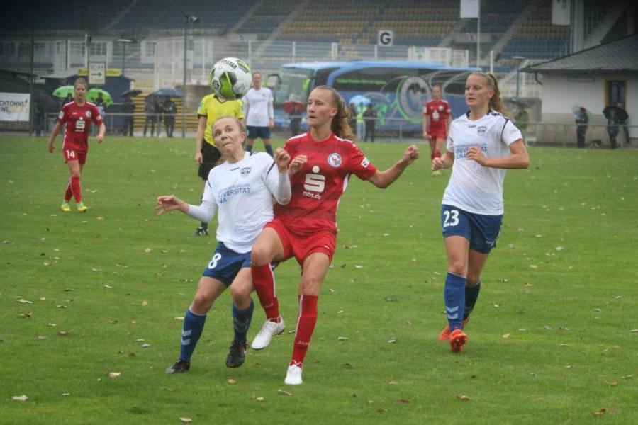 Der FF USV JENA am Sonntag zu Gast im Potsdamer Sportforum Waldstadt .. -Wir wollen unsere neue Serie ausbauen-, so das klare Ziel von Jenas Trainer Steffen Beck.