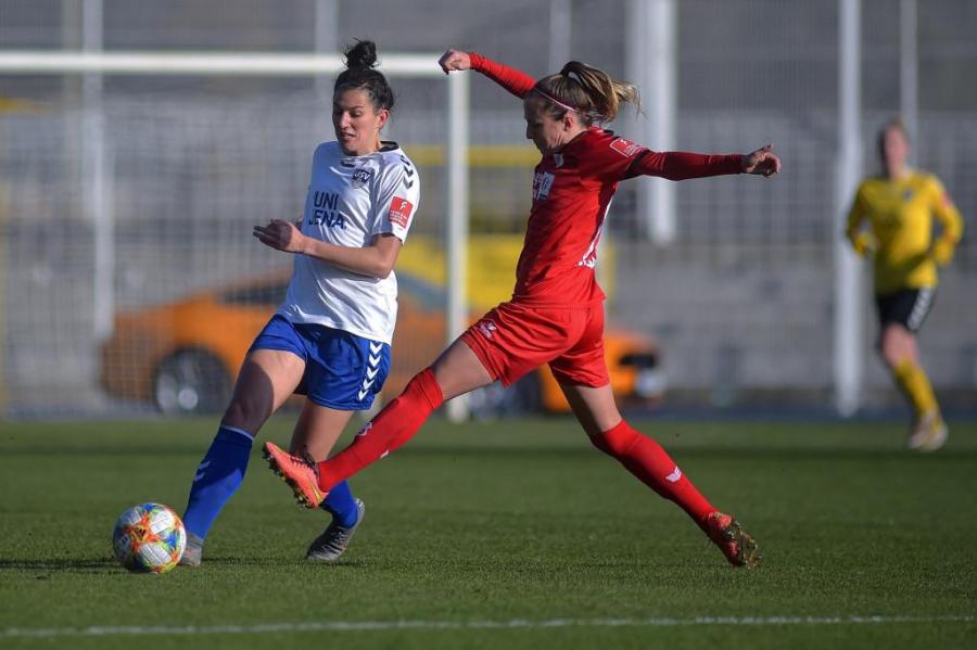 FF USV Jena – SC Sand 0:2 (0:0)