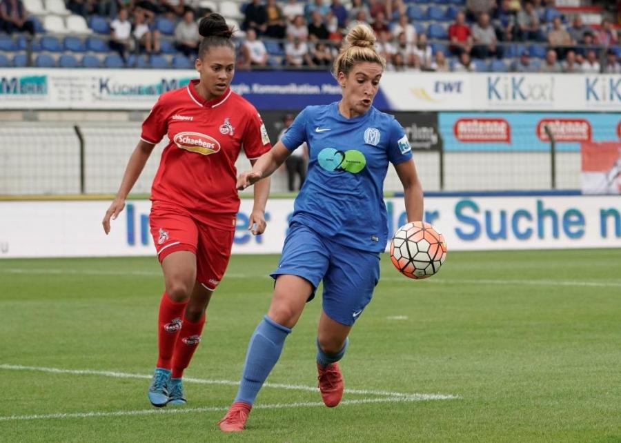 Die 26-jährige Stürmerin Jalila Dalaf wechselt vom SV Meppen nach Jena und verstärkt die Ladies vom FF USV