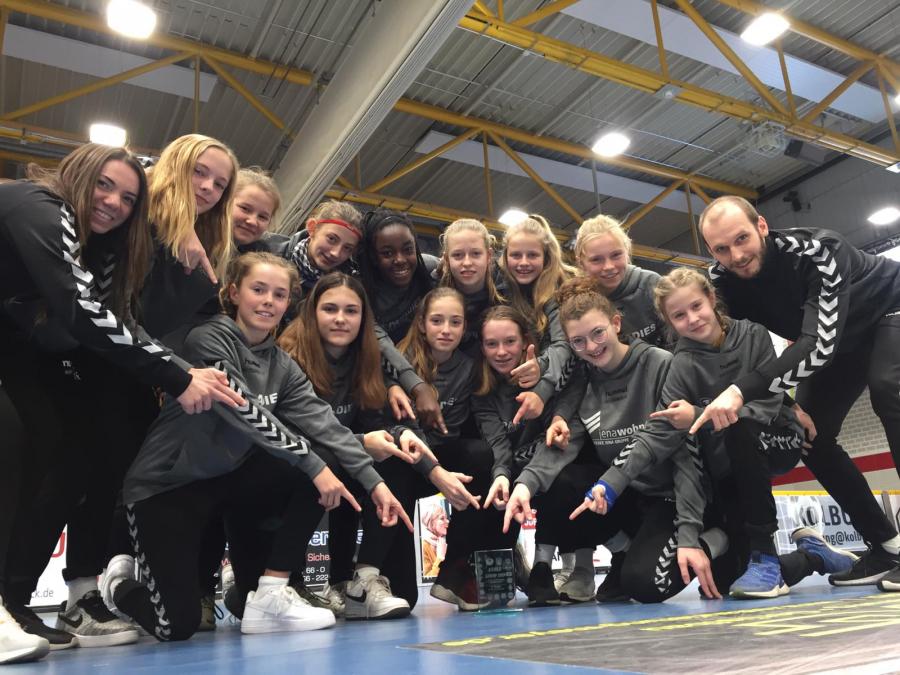 U14 holt Platz acht beim Girls Snow Cup